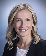 Samantha Eckhardt, Vice President & Private Client Advisor